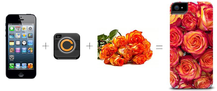 Rose Phone Case