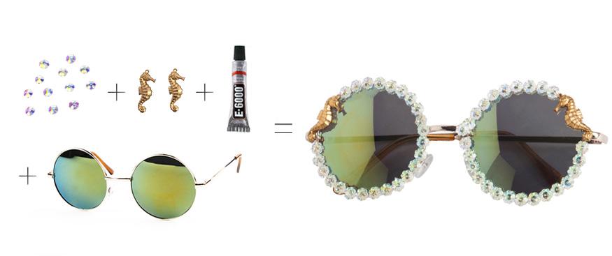 Seahorse Sunglasses