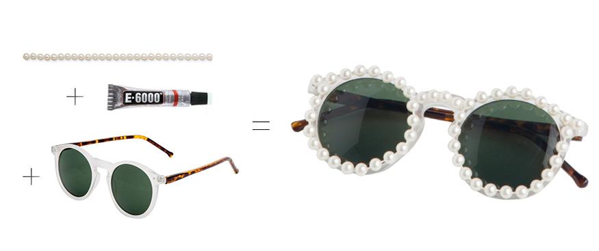 Pearl Sunglasses