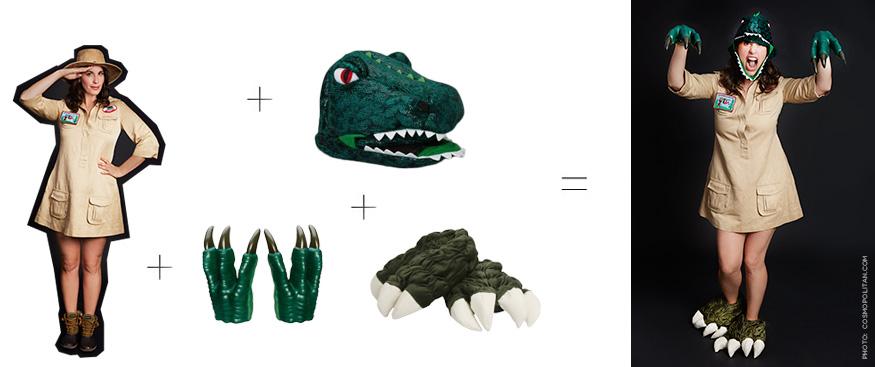 Jurassic Park Ranger Costume